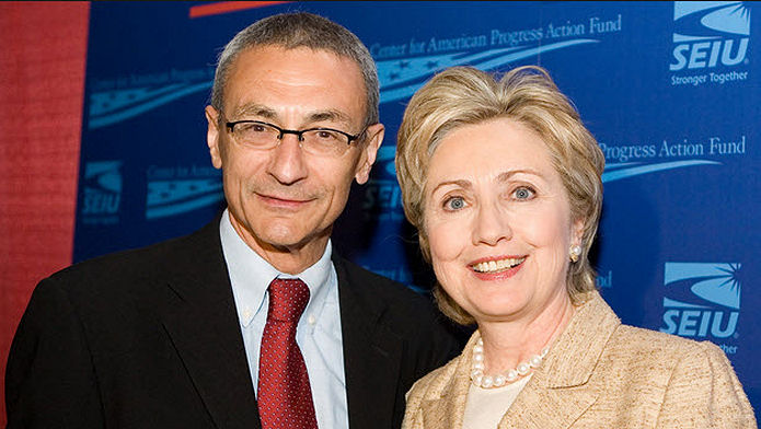 Clinton Podesta Whining About Losing