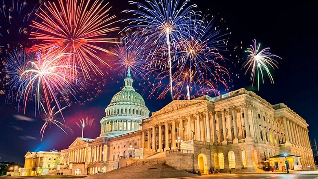 Trump D.C. Independence Day Celebration
