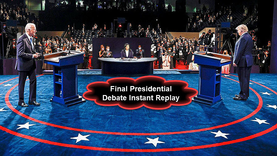 final presidential debate