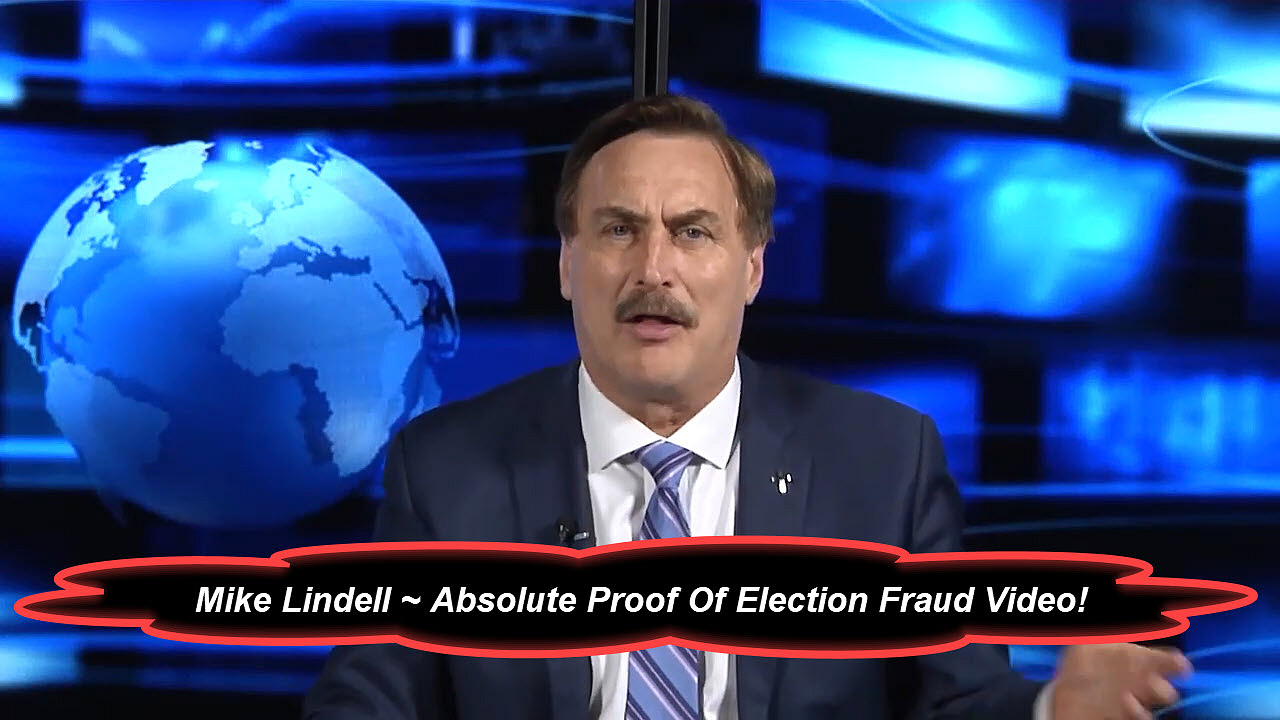 mike lindell election fraud video